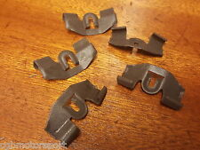 RENAULT 5 GT TURBO NEW SIDE SKIRT FIXING MOUNTING BRACKET SILL CLIPS PACK OF 5
