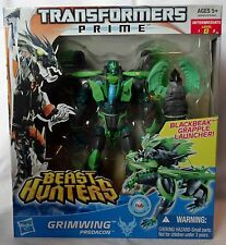 GRIMWING Transformers Prime Beast Hunters Voyager Class Beast Wars Predacon MISB