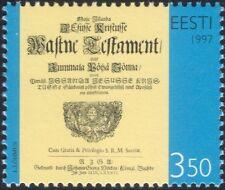 """Estonia 1997 """"wastne Testamento Bibbia""""// Stampa/Libri/Persone/STORIA 1v (ee1181)"""