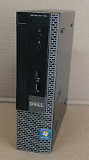 Dell OptiPlex 780 USFF 250GB HD 2GB RAM Intel Celeron 450 2.2GHz Win7 PRO #67