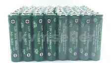 48 pcs AAA rechargeable 600mAh Ni-MH Batteries for Solar-Powered Lights H48