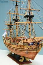 HMS Royal Caroline 1749 Scale 1/50 840mm Wooden Ship Model Kits Sailing Boat Kit
