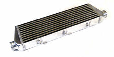 Universal front mount alloy intercooler core taille: 550mm x 180mm x 65mm 300bhp