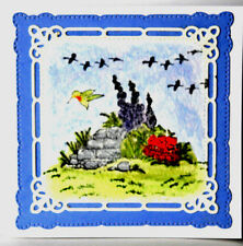 stone wall U get photo #2 RETIREDL@@K@examples ART IMPRESSIONS RUBBER STAMPS