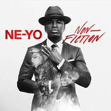 NE-YO Non-Fiction CD 2015 * Pitbull NEW