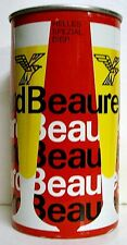1960's Beauregard Bier 35 cl Pulltab Can - Switzerland