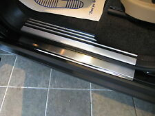 Chrome Door Step tread plates Range Rover L322 Vogue sill supercharged kick step