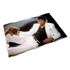 Michael Jackson Flag Banner NEW Thriller Wanna Be Startin Somethin PYT Beat It