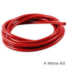 Silicone Hose Pipe Red Vacuum Kit Silicon Saab 9-3 ID9385