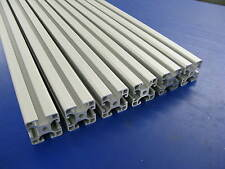 40x40 Aluminium Profile 3 x1m Value Pack (8mm slot) Router, Jigs and Frames