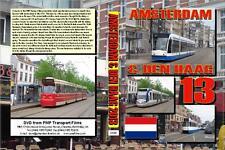 2589. Amsterdam & Den Haag. Netherlands. Tram. May 2013. An update on Amsterdam
