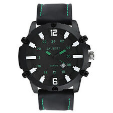 Laurels Hulk 2 Analog Black Dial Men's Watch - Lo-Hulk-204