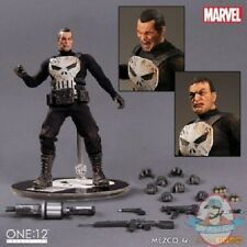 The One:12 Collective Marvel The Punisher Figure by Mezco