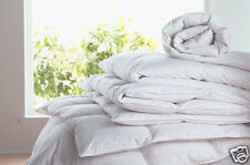 Luxury SINGLE All Seasons Goose Feather & Down 2 in 1 Duvet 4.5+9.0 TOG Quilt