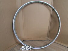 PAIR OF VINTAGE FIAMME LONGI ALLOY  TUBULAR 32h 700c SPRINT RIMS c1950's (R03)
