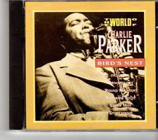 (FH429) The World Of Charlie Parker, Bird's Nest - 1992 CD