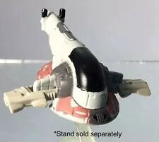 Star Wars Slave One Boba Fett Ship Figurine Micro Machines Space Ship Bespin