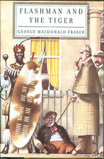 Flashman and the Tiger-George MacDonald Fraser-1st U.S. Edition/DJ-2000
