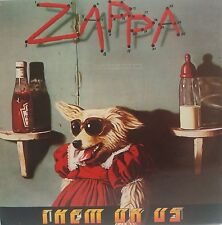 FRANK ZAPPA - THEM OR US - 2 LP 1984 SPAIN