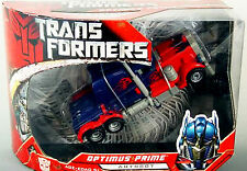 2007 OPTIMUS PRIME VOYAGER CLASS • C8-9 • SEALED BOX • TRANSFORMERS MOVIE