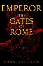 NEW - The Gates of Rome (Emperor, Book 1) by Iggulden, Conn