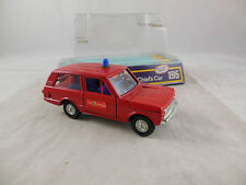 Dinky toys 195 Fire Chiefs Car - Red Range Rover VN MIB Scarce