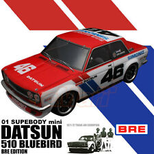 ABC Hobby NISSAN DATSUN 510 Bluebird BRE Edition 162mm Body M-Chassis RC #66047