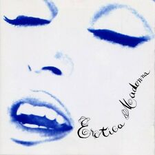 Madonna EROTICA 5th Album 180 GATEFOLD Sire Records NEW SEALED VINYL 2 LP