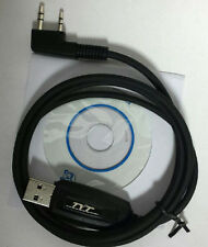 TYTERA (TYT) MD-380 USB Prog Cable+Driver Software CD FREE Shipping
