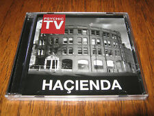 "PSYCHIC TV ""Hacienda"" CD  throbbing gristle"