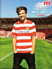 "LOUIS TOMLINSON - ONE DIRECTION - 1D - 11"" x 8"" MAGAZINE PINUP - MINI POSTER"