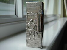Dunhill Lighter, RILEY golf courses of the world model ltd edition of just 288