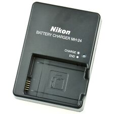 Original Nikon MH-24 EN-EL14 Battery Charger for P7000 D3100 D5100 P7100 P7700
