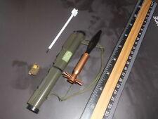 DAMTOYS ROCKET LAUNCHER USMC RECONNAISSANCE BATTALION M27 RIFLEMAN 1/6TH TOYS