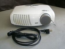 OPTOMA HD20 FULL HD 1080p DLP PROJECTOR, NEW FACTORY LAMP!!