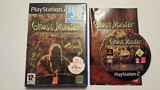 Ghost Master The Gravenville Chronicles PS2 PlayStation 2 * complete *