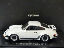 Kyosho Porsche 911 Turbo 1975 (White)