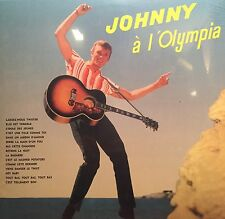 Johnny Hallyday ‎– Johnny A L'Olympia NEW/SEALED DOL IMPORT VINYL LP