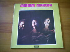 MIRIAM MAKEBA The retreat song FRENCH LP LONDON