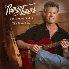 Influence, Vol. 1: The Man I Am by Randy Travis (Country) (CD, Oct-2013,...