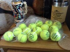 15 Used Tennis Balls - Dog Toys, Games, All Washed & We Support All Dogs Matter!
