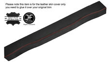 RED STICH REAR TOP INTERIOR TRIM LEATHER COVER FITS CHRYSLER CROSSFIRE COUPE
