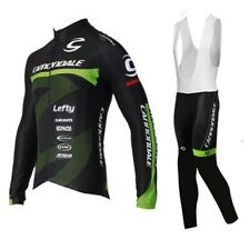 Completo Invernale/Cycling Jersey and pants Team Cannondale Thermal Winter 2016