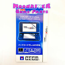 Hori Screen Protector Top and Bottom Clear Cover for New 3DS XL 2015 Paperback