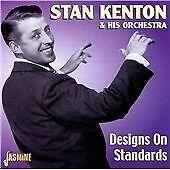 Stan Kenton - Designs on Standards (2001)