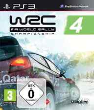 WRC 4 - FIA World Rally Championship 2013 - PS3 Playstation 3 Spiel - NEU&OVP