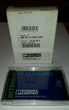 Phoenix Contact IBS MC Flash 4MB  Interbus Flashcard, Order No.: 2729392. NEW