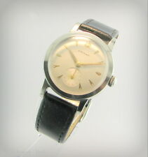 Vintage, classic  ETERNA   15 Jewels..STEEL..50's.