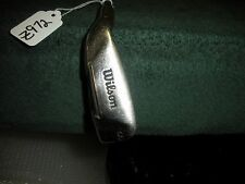 Left Handed Wilson 431SS High MOI Profile 8 Iron  Z972