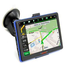 Portable Car GPS Navigation System Units 7-Inch Capacitive screen 8GB Windows CE